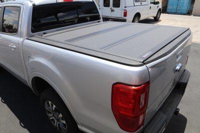 2019 ford ranger bakflip mx4 truck bed cover