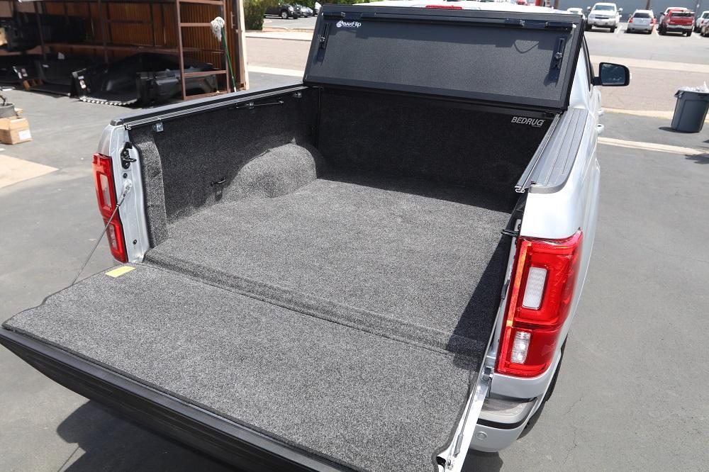 2019 ford ranger bedrug bed liner