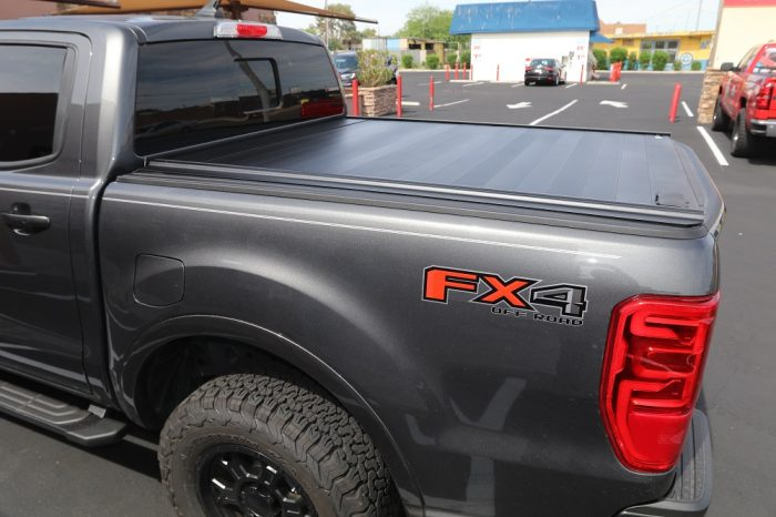 2019 ford ranger retraxpro truck bed cover