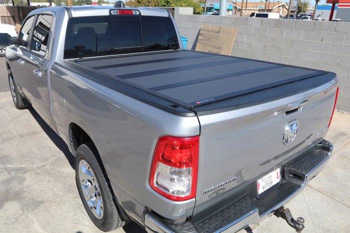 2019 ram bakflip mx4 truck bed cover