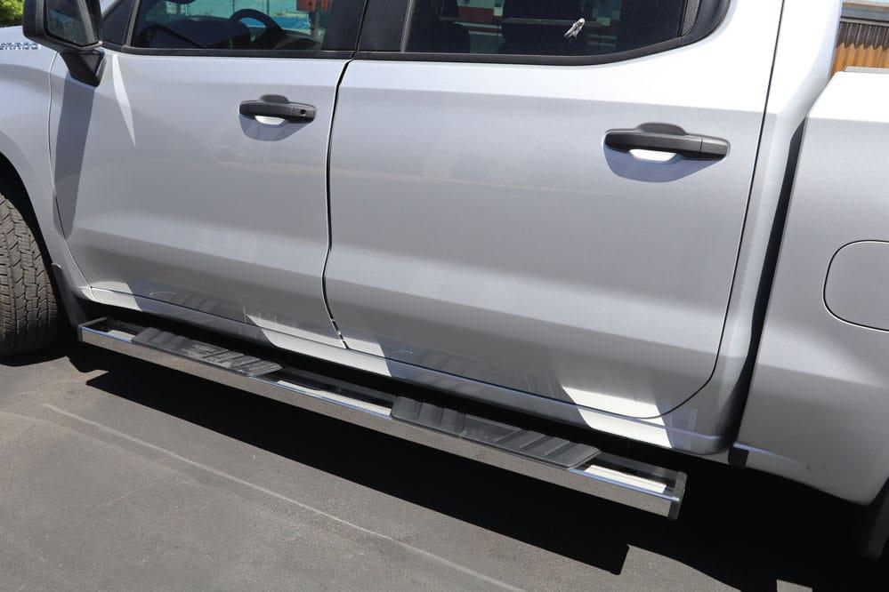 2020 chevy silverado 6 inch running boards
