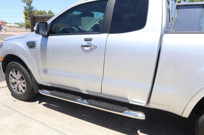 2020 ford ranger super cab side boards
