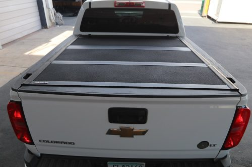CHEVY COLORADO UNDERCOVER ARMOR FLEX TONNEAU COVER