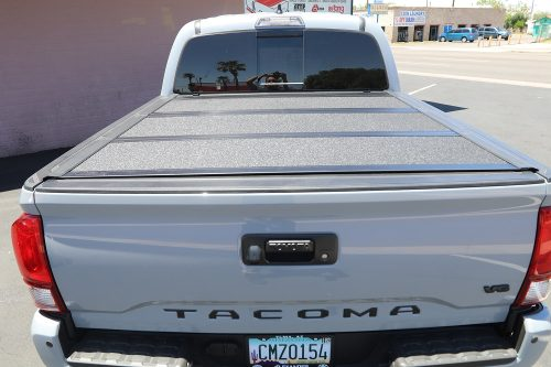 Toyota UnderCover Armor Flex Truck Bed Cover