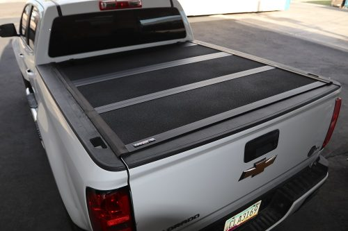 UNDERCOVER ARMOR FLEX CHEVY COLORADO TONNEAU COVER