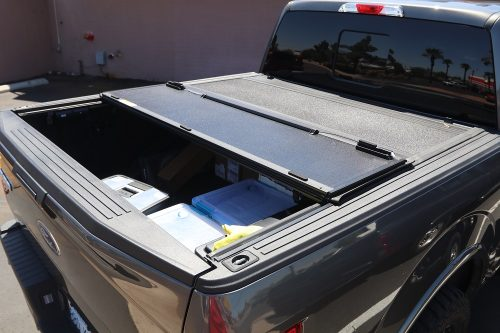 UNDERCOVER ARMOR FLEX FORD F150 TRUCK BED COVER