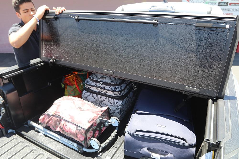 armor flex undercover tonneau cover install tacoma
