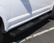 ford f150 6 inch black side step boards
