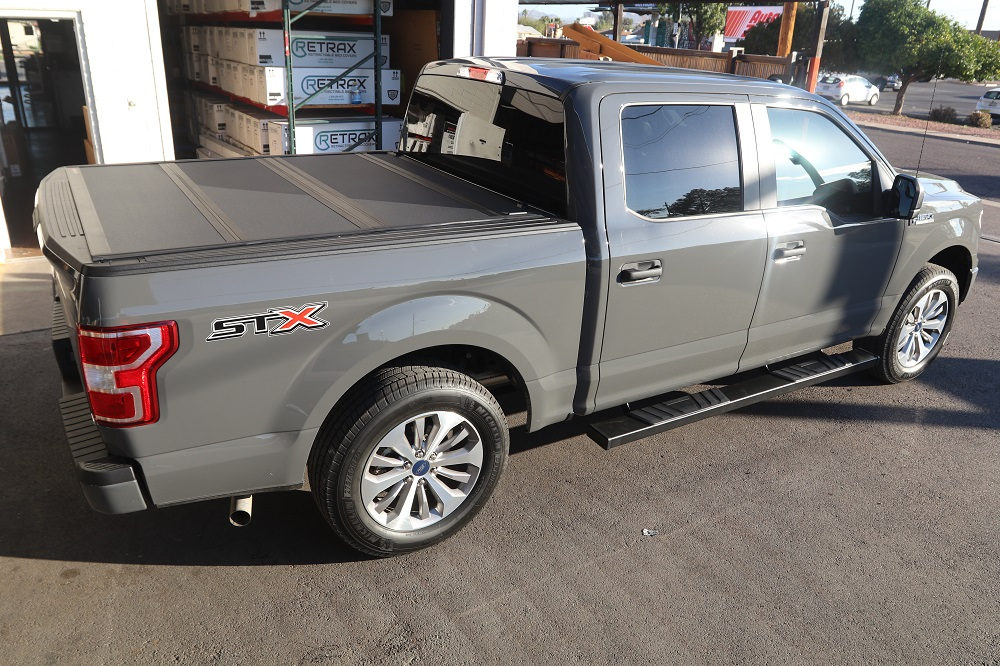 ford f150 bakflip mx4 hard trifold tonneau cover