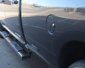 ram crew cab running boards 6 inch chrome