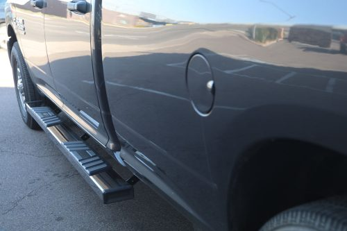 ram crew cab running boards 6 inch chrome