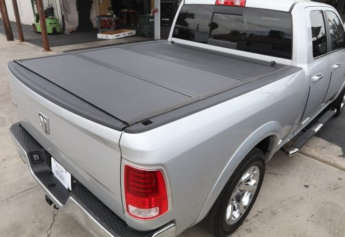 ram hard folding truck bed cover armor flex undercover