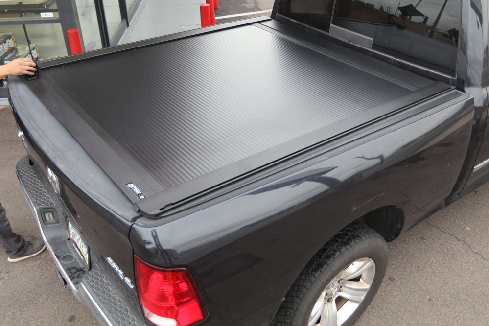 retraxone xr ram truck bed cover