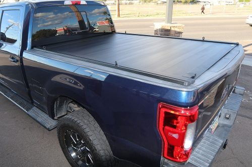 retraxpro xr ford super duty truck bed cover