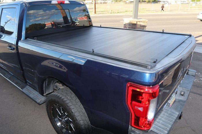 retraxpro xr ford super duty truck bed cover