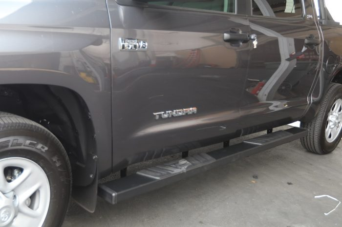 toyota tundra crewmax running boards