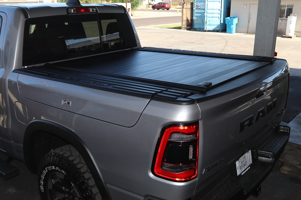 Tonneau Cover For Rambox