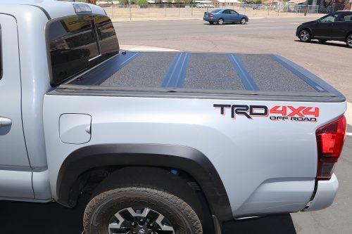 UnderCover Armor Flex Toyota Tacoma Tonneau Cover