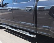 ford f150 supercrew sidebars 4 inch oval steps