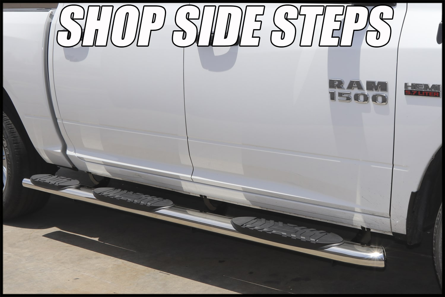 running boards and nerf bars for trucks