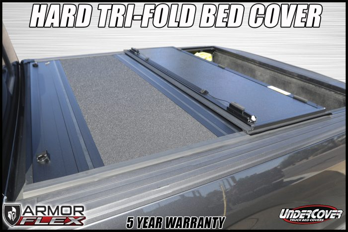 undercover armor flex hard folding tonneau cover
