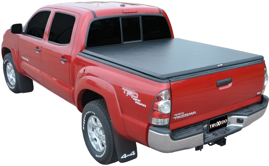 2015 tacoma truxport soft roll up truck bed cover
