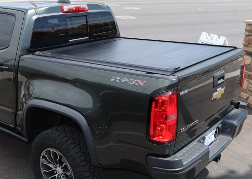 CHEVY COLORADO RETRAXPRO MX TRUCK BED COVER
