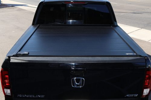 HONDA RIDGELINE RETRAXPRO MX TRUCK BED COVER