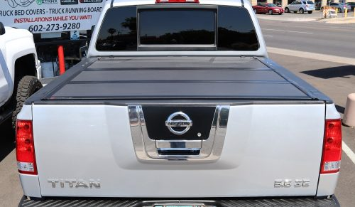 Nissan Titan BAKFlip MX4 Tonneau Cover