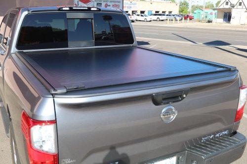 Nissan Titan RetraxONE XR Truck Bed Cover