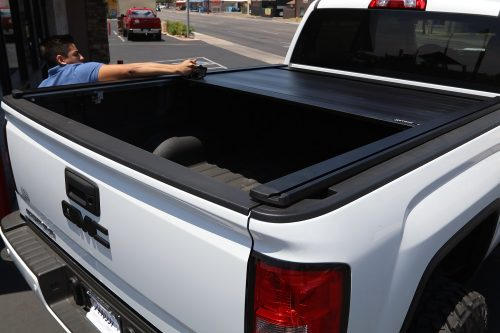RETRAXPRO XR TRUCK BED COVER RETRACTABLE TONNEAU
