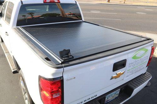 Retrax Retractable Truck Bed Cover Chevy-GMC