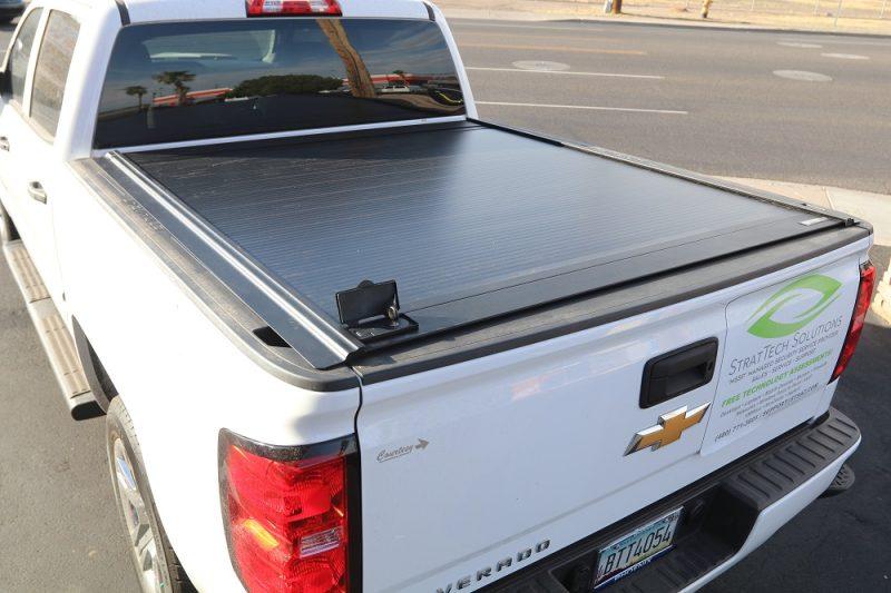 Retrax Retractable Truck Bed Cover Chevy-GMC