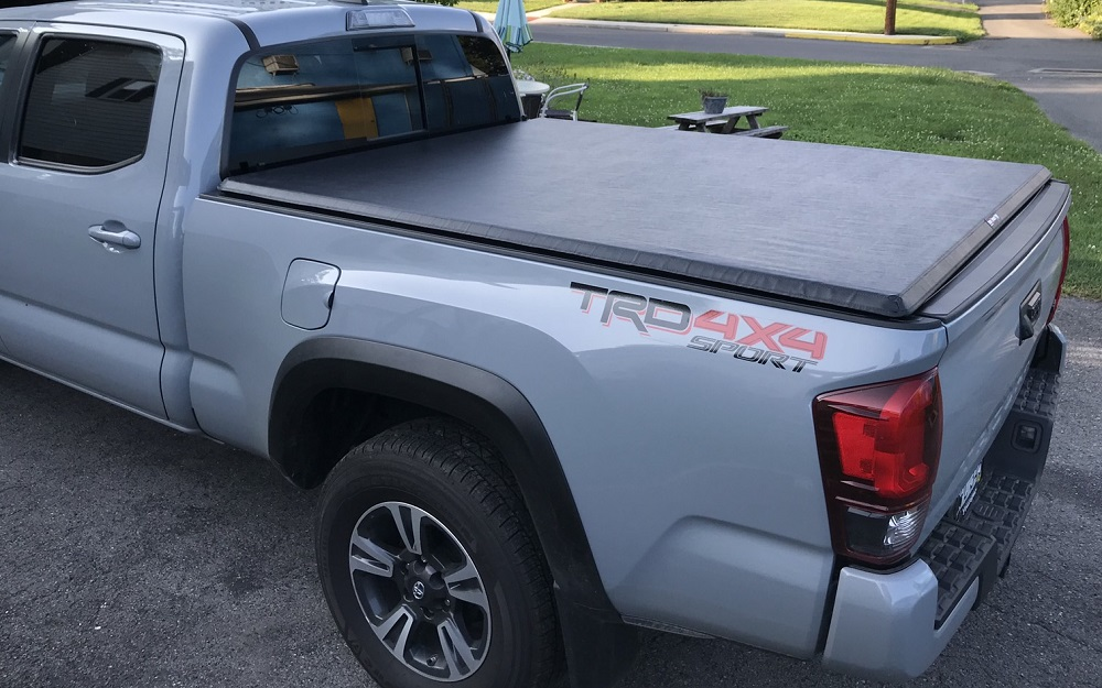 2016 2020 Toyota Tacoma 5 Bed Roll Up Cover Truck Access Plus