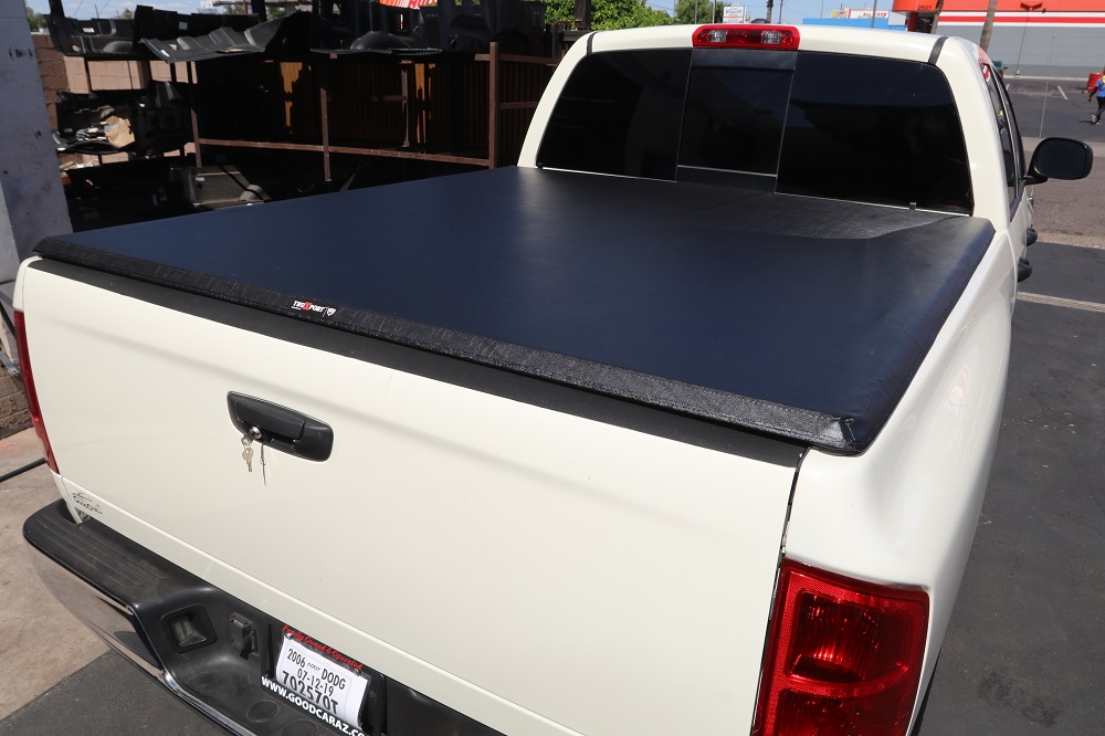 Ram 8 Long Bed Roll Up Cover Truck Access Plus