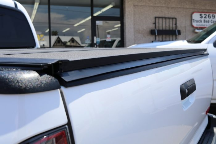 Toyota Tacoma BAKFlip MX4 INSTALLATION