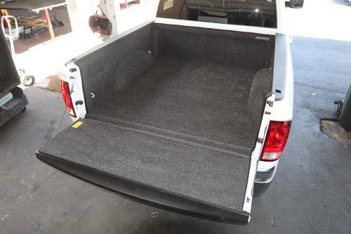 bedrug carpeted truck bed liner