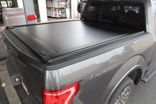 ford f150 retraxone xr retractable tonneau cover