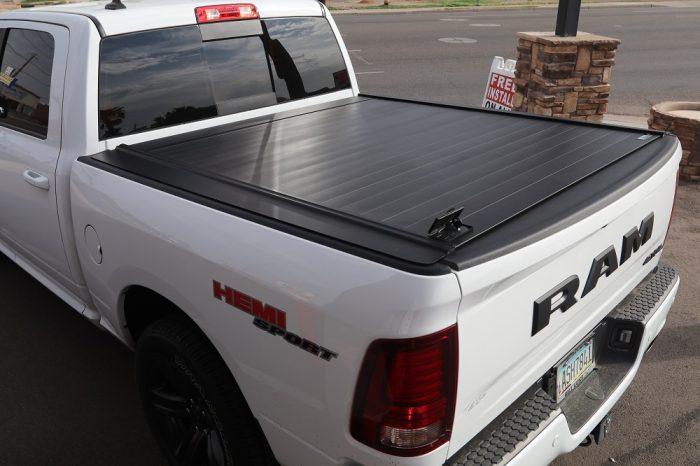 ram 1500 retraxpro mx retractable truck bed covers