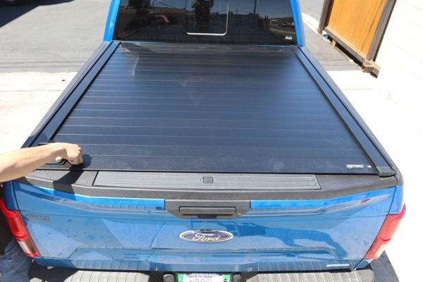 retraxpro xr ford f150 truck bed cover