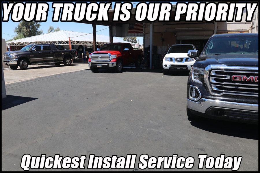 tonneau cover installation in arizona