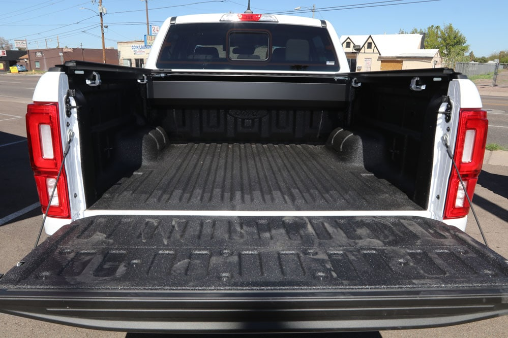 2019 ford ranger retraxpro mx truck bed cover