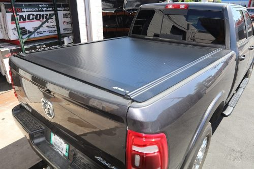 2019 ram 2500 retraxone mx retractable cover