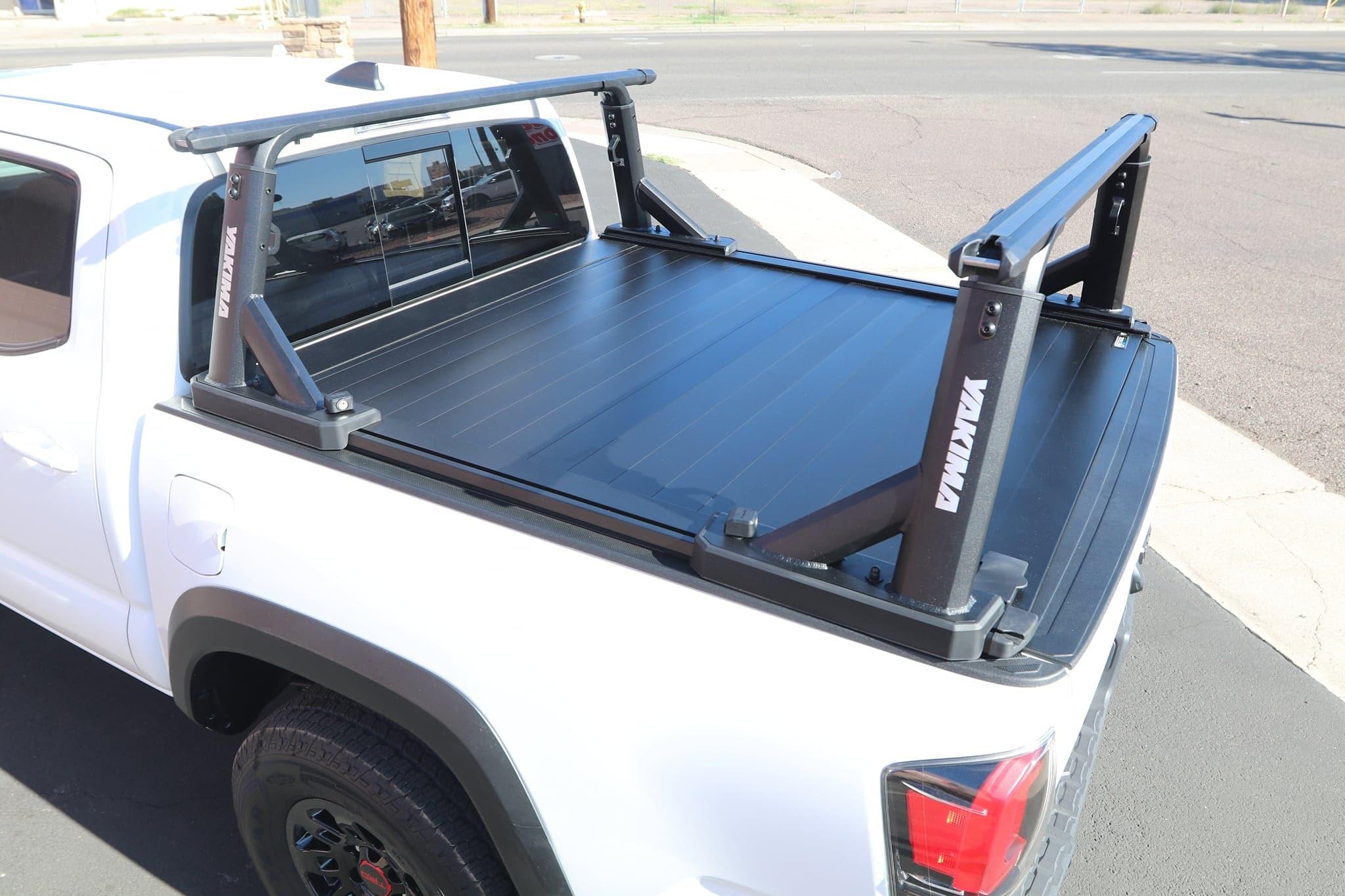 Yakima Off Road Heavy Duty Pickup Truck Bed Racks In