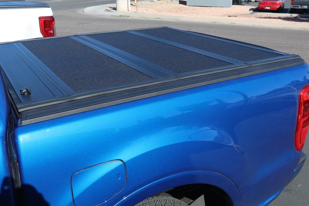 2019 ford ranger undercover armor flex truck bed cover