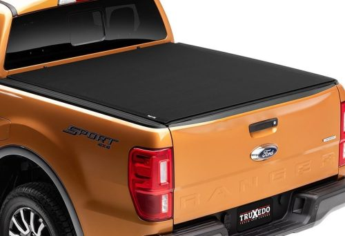 2019 ford ranger roll up truck bed cover truxedo sentry ct