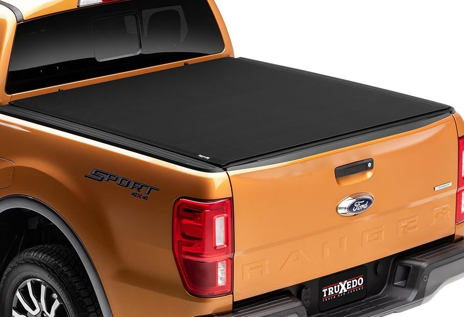 2019 2020 Ford Ranger 5 Bed Truxedo Sentry Ct Roll Up Cover Truck Access Plus