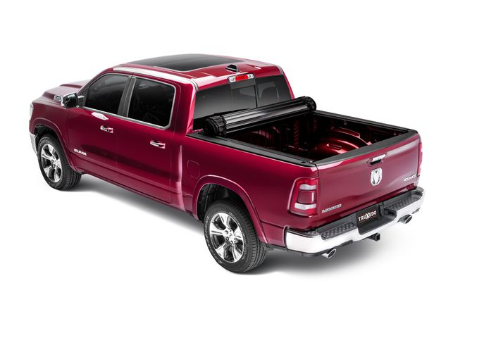 2019 ram roll up truck bed cover truxedo sentry ct