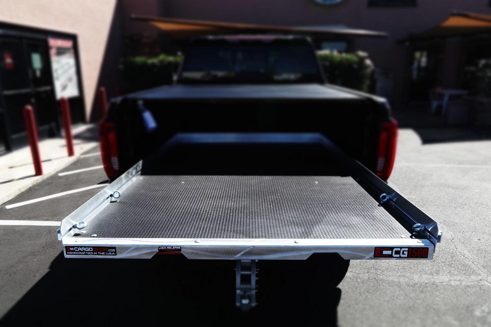 cg1500 cargo glide truck bed slide