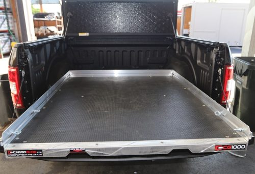 ford f150 truck bed slide cargo glide cg1000